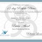 12 day Portfolio Pilates